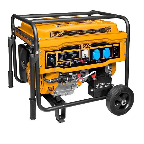 5.5W Máy phát điện dùng xăng Ingco GE55003