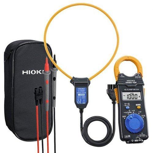 Bộ kit Ampe kìm AC Hioki 3280-70F (1000A, kìm dây mềm 4200A)