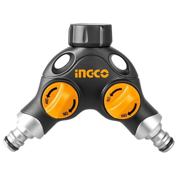 Đầu nối ống nước Ingco HHC1201