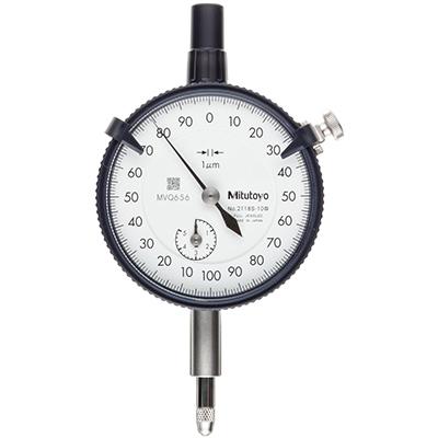 Đồng hồ so kiểu cơ Mitutoyo 2118S-10 (5mm/ 0.001mm)