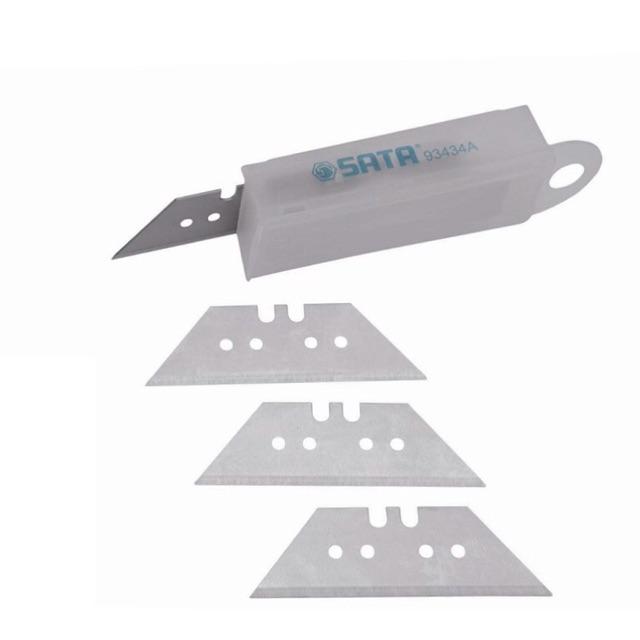 Lưỡi dao rọc cáp thẳng thép SK2 Sata 93434A