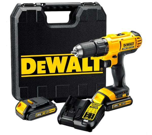 Máy khoan vặn vít dùng pin DeWALT DCD771C2-B1