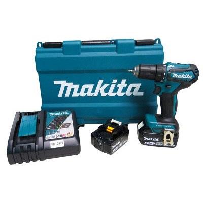 Máy khoan vặn vít dùng pin Makita DDF483RFE