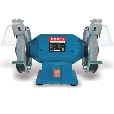 Máy mài 2 đá GOMES GB-180
