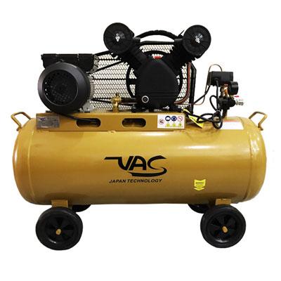 Máy nén khí 2 đầu bơm VAC VA-V-100C 3HP