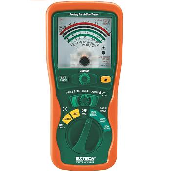 Thiết Bị Đo Điện Trở Extech - 380320
