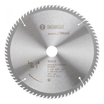 Lưỡi cưa gỗ chuyên dùng Bosch 2608643007 254x30xT40