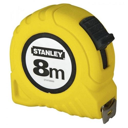 Thước cuộn thép vàng Stanley STHT30456-8 8M/26' - 25mm - Yellow Blade
