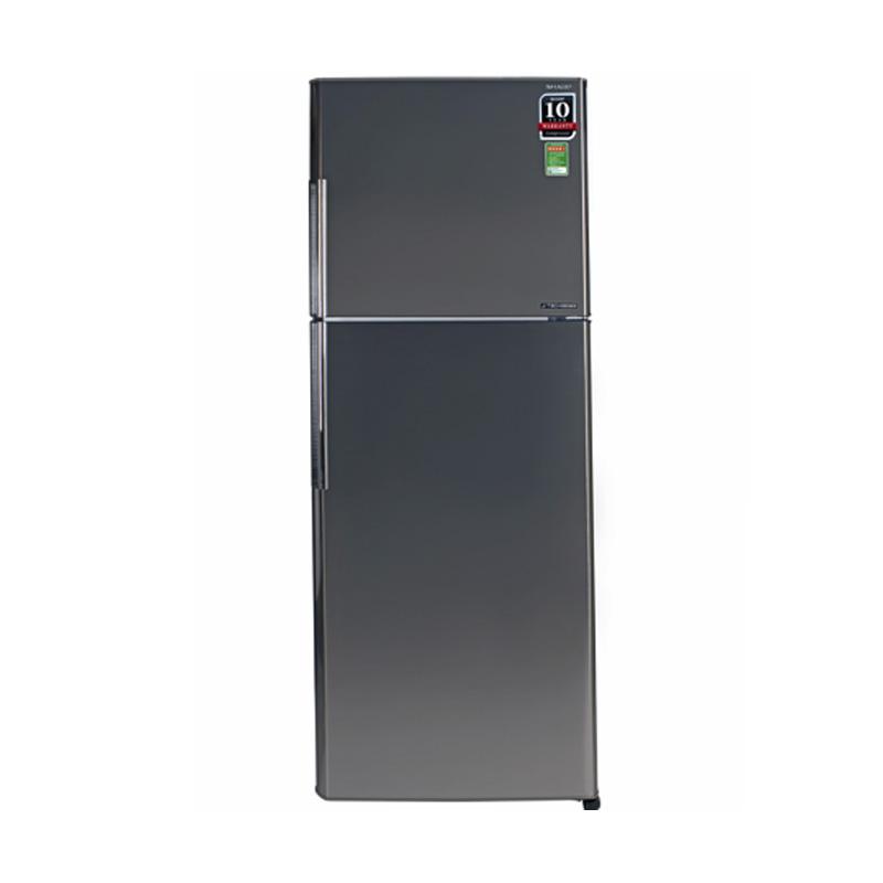 Tủ Lạnh Sharp Inverter 310 Lít SJ-X316E-DS