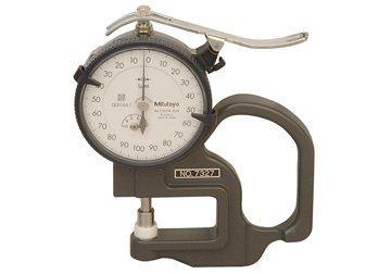 0-1mm Đồng hồ đo độ dày Mitutoyo 7327