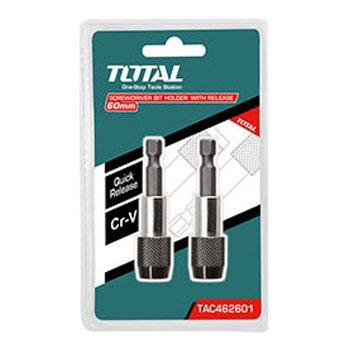 60mm Mũi gắn vặn vít Total TAC462601