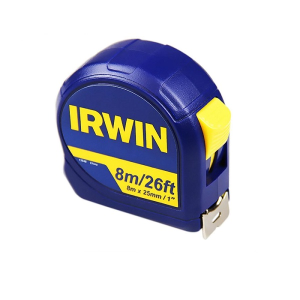 8mx25mm Thước cuộn thép IRWIN T13948