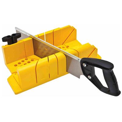 Bộ cưa tay có cử nhựa cắt góc Stanley 20-600 12'