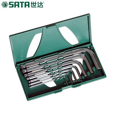 Bộ lục giác 7 món Sata 09125