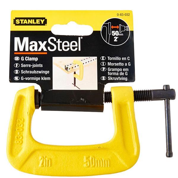 Cảo chữ 33x50mm, 2x1-5/16 in Stanley 83-032K