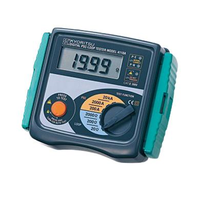 Đồng hồ điện trở PFC/PSC Kyoritsu 4118A