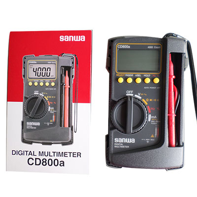 Đồng hồ đo vạn năng Sanwa CD800A