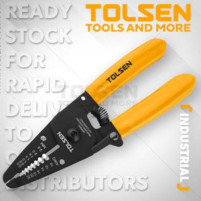 Kìm tuốt dây Tolsen 38051 160mm