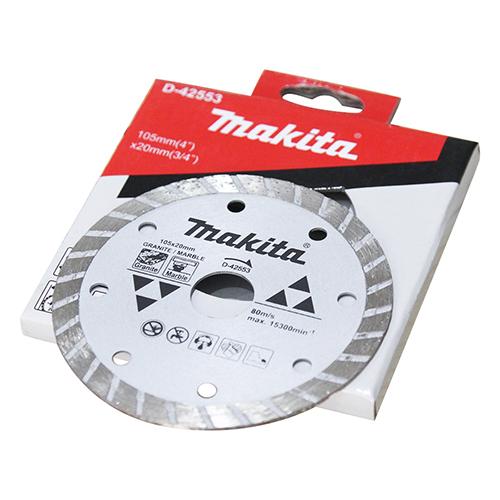 Lưỡi cắt kim cương Makita D-42553 (105 x 20mm)