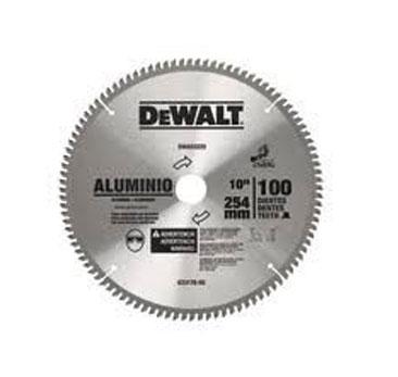 Lưỡi cắt nhôm Dewalt DWA03260 255MM x 120T