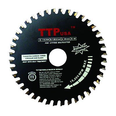 Lưỡi cưa đa năng 180mm TTP USA 222-18560-1GE 60T