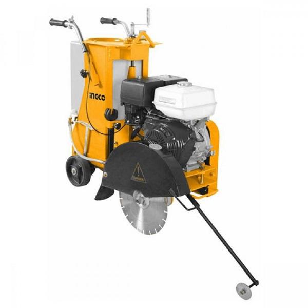 Máy cắt bê tông nhựa đường dùng xăng Ingco GSF16-1
