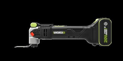 Máy cắt đa năng dùng pin Li-ion 20V Worx Green WU690.9