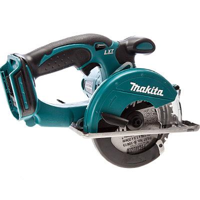 Máy cắt kim loại dùng pin Makita DCS550RME 18V