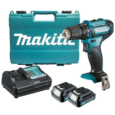 Máy khoan vặn vít dùng pin 12V Makita DF333DSYE