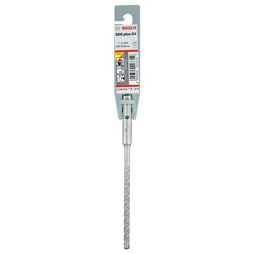 Mũi khoan Bosch 2608833778 SDS PLUS-5X 6x100x160
