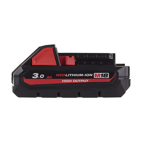 Pin Milwaukee 18V/3.0Ah M18 HIGH OUTPUT REDLITHIUM-ION M18HB3