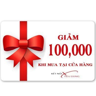 Thẻ Quà Tặng 100,000 (Khi Mua Tại Cửa Hàng)