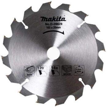 165mm Lưỡi cưa gỗ Makita D-09628