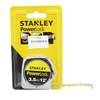 Thước cuộn Stanley PowerLock 3.5m STHT33215-8