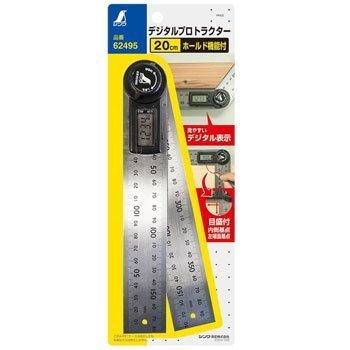 Thước đo góc điện tử Shinwa 62495