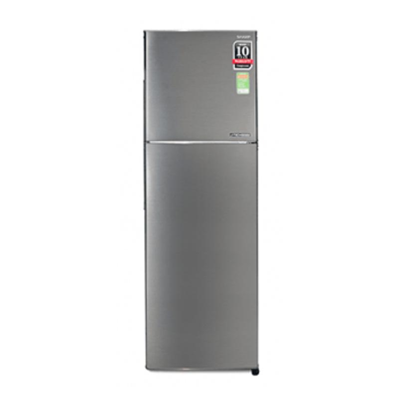 Tủ Lạnh Sharp Inverter 270 Lít SJ-X281E-SL