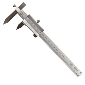 10-300mm Thước cặp đo tâm lỗ Mitutoyo 536-107