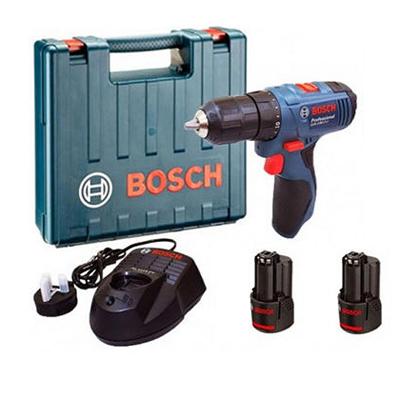 12V Máy khoan động lực dùng pin Bosch GSB 120-LI