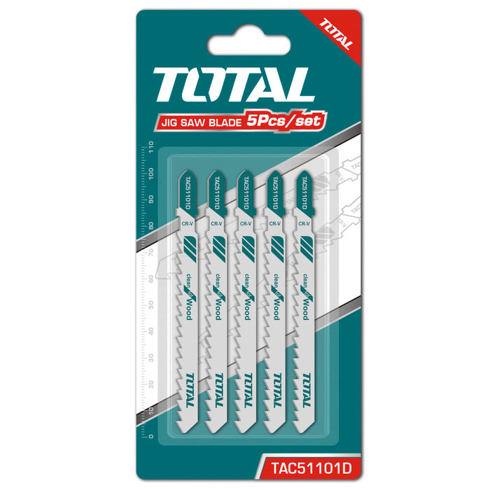 Bộ lưỡi cưa gỗ 5 chi tiết Total TAC51101D