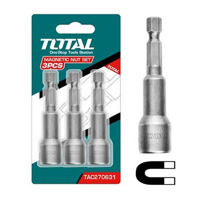 Bộ mũi từ bắn tôn 3 chi tiết Total TAC271031