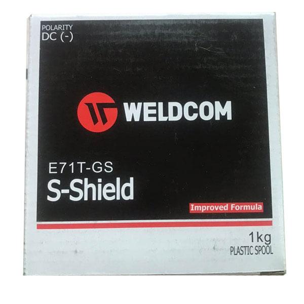 Dây hàn lõi thuốc E71T-GS 1.0mm ( 1 kg/ Cuộn)