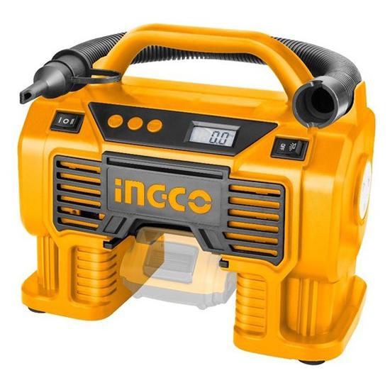 Dụng cụ kiểm tra lốp xe Ô tô dùng pin Lithium Ingco CACLI2002 20V