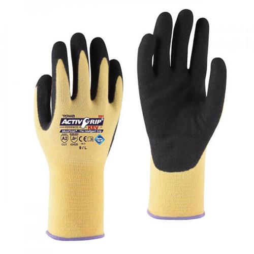 Găng tay đa dụng, chống dầu, chống cắt Towa 591