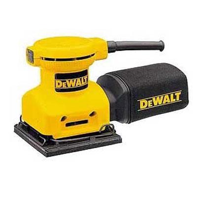 Máy chà nhám vuông Dewalt DW411 140mm x 140mm
