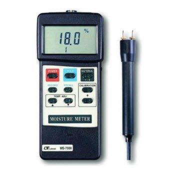 Máy đo độ ẩm gỗ, đất Lutron MS-7000