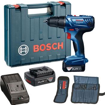 Máy khoan vặn vít dùng pin Bosch GSR 140-LI