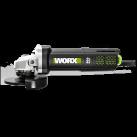 Máy mài góc 750W 100mm Worx Green WU811 (công tắc cạnh)