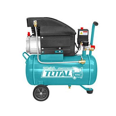 Máy nén khí dung tích 50 lít Total TC125506 2.5HP