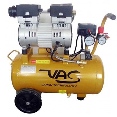 Máy nén khí không dầu mô tơ dây đồng VAC VA-75024C 2.5 HP