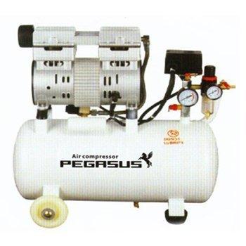 Máy nén khí không dầu,giảm âm pegasus sx KOKU TM-OF550-35L